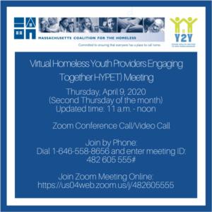 hypet meeting april 2020 2